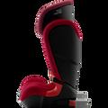 Britax KIDFIX XP - Black Series Flame Red