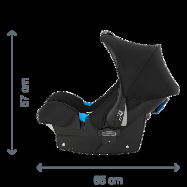 Efterstræbte BABY-SAFE - baby autostol | Britax Römer IT-68