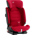 Britax ADVANSAFIX IV R Fire Red